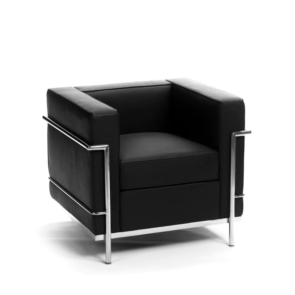 Fauteuil Le Corbusier Lc2 Must Love Furniture