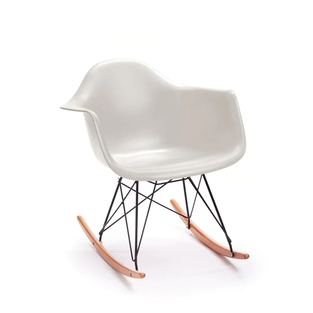 Eames Rar Eames Rar Eiffel Rocking Chair
