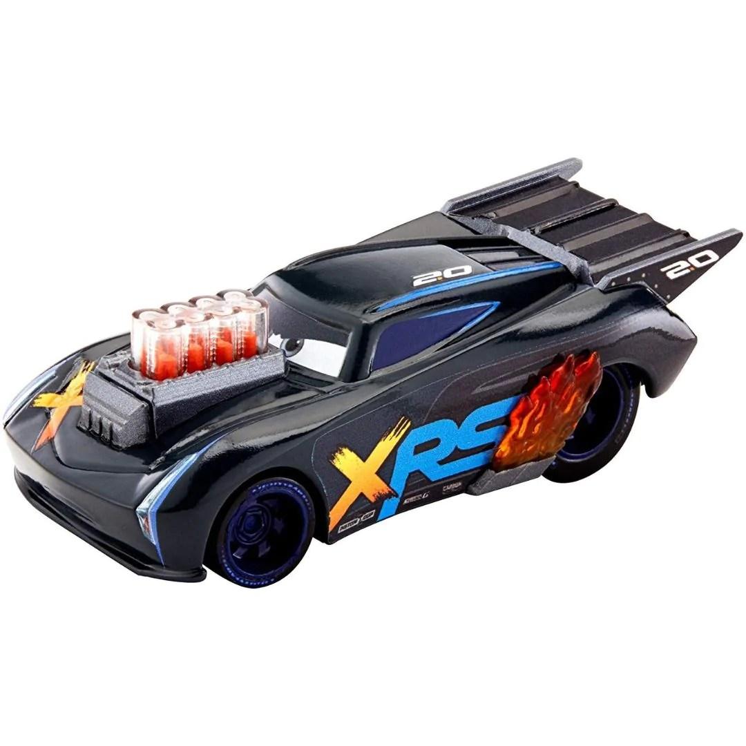 Cars 3 Jackson Storm Jouet Cars Of Your Favorite Superheroes Cartoons And Movies Mattel