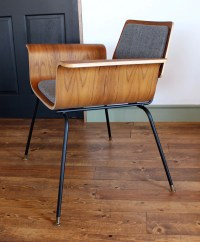 Bent plywood chairs - onefortythree