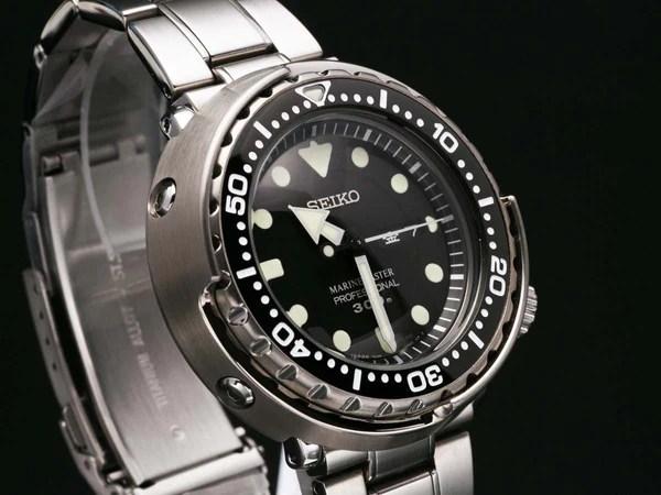 Black Crown Wallpaper Seiko Marine Master Professional 300m Diver Sbbn031