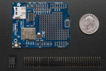 Adafruit Wifi Shield w/Onboard Antenna