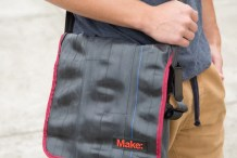 Make: Branded Alchemy Goods Haversack