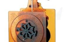 Edo-Style Clock Kit