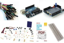 Microcontroller QuickLaunch Packs
