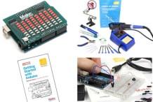 Getting Started With Arduino and Soldering Bundle