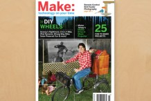 Make: magazine, Volume 11