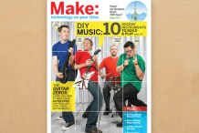 Make: magazine, Volume 15