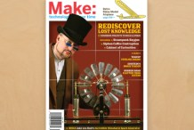Make: magazine, Volume 17