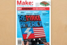 Make: magazine, Volume 18