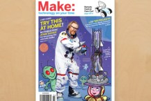 Make: magazine, Volume 20