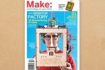 Make: magazine, Volume 21