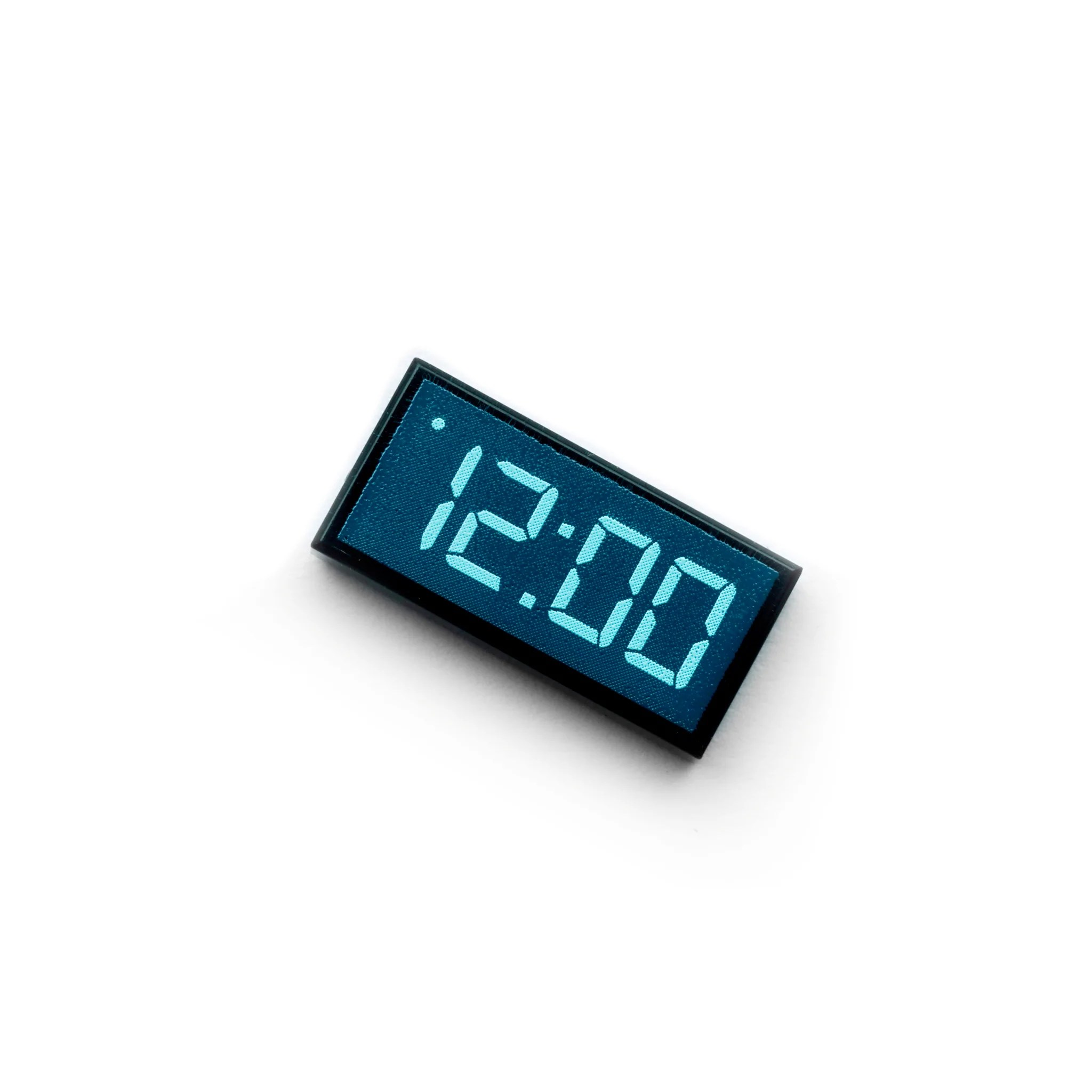 Digital Clock Digital Clock Tile