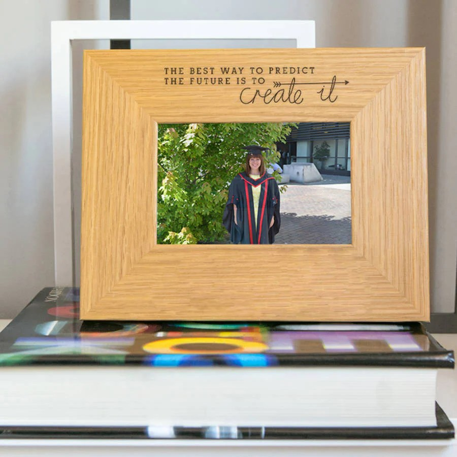 Large Frame Picture Create Your Future Inspirational Quote Frame Large 7 X 5