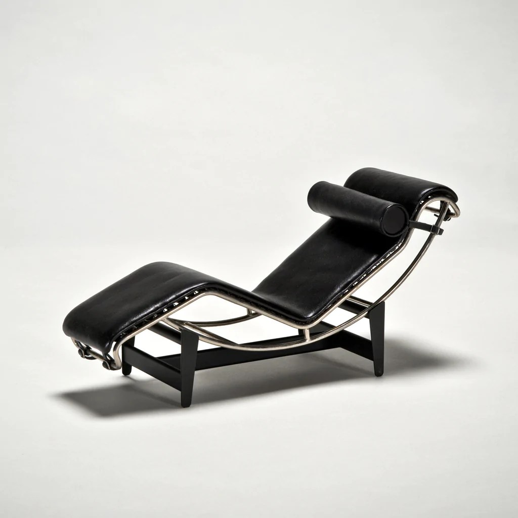 Chaise Design Miniature The Modern Archive Chaise Lounge 1 6 Scale Miniature By