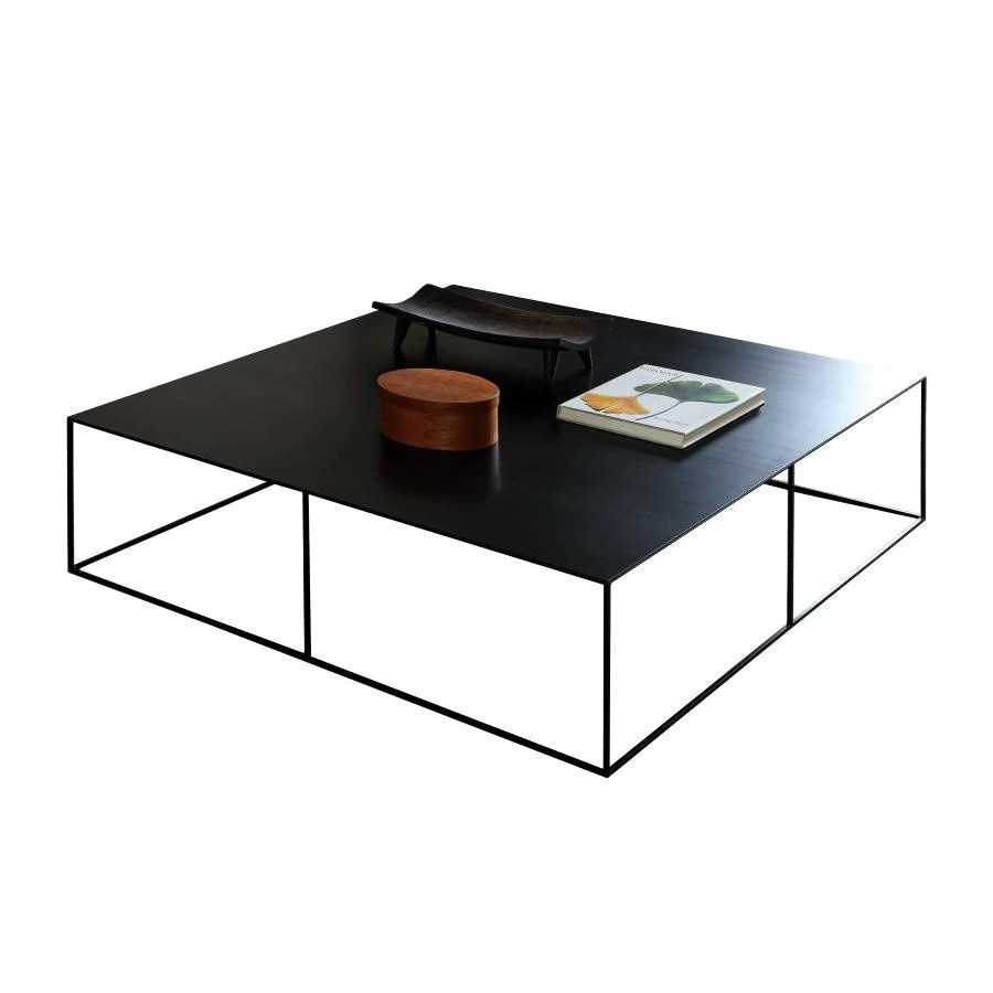 Slim Irony Low Table The Design Part