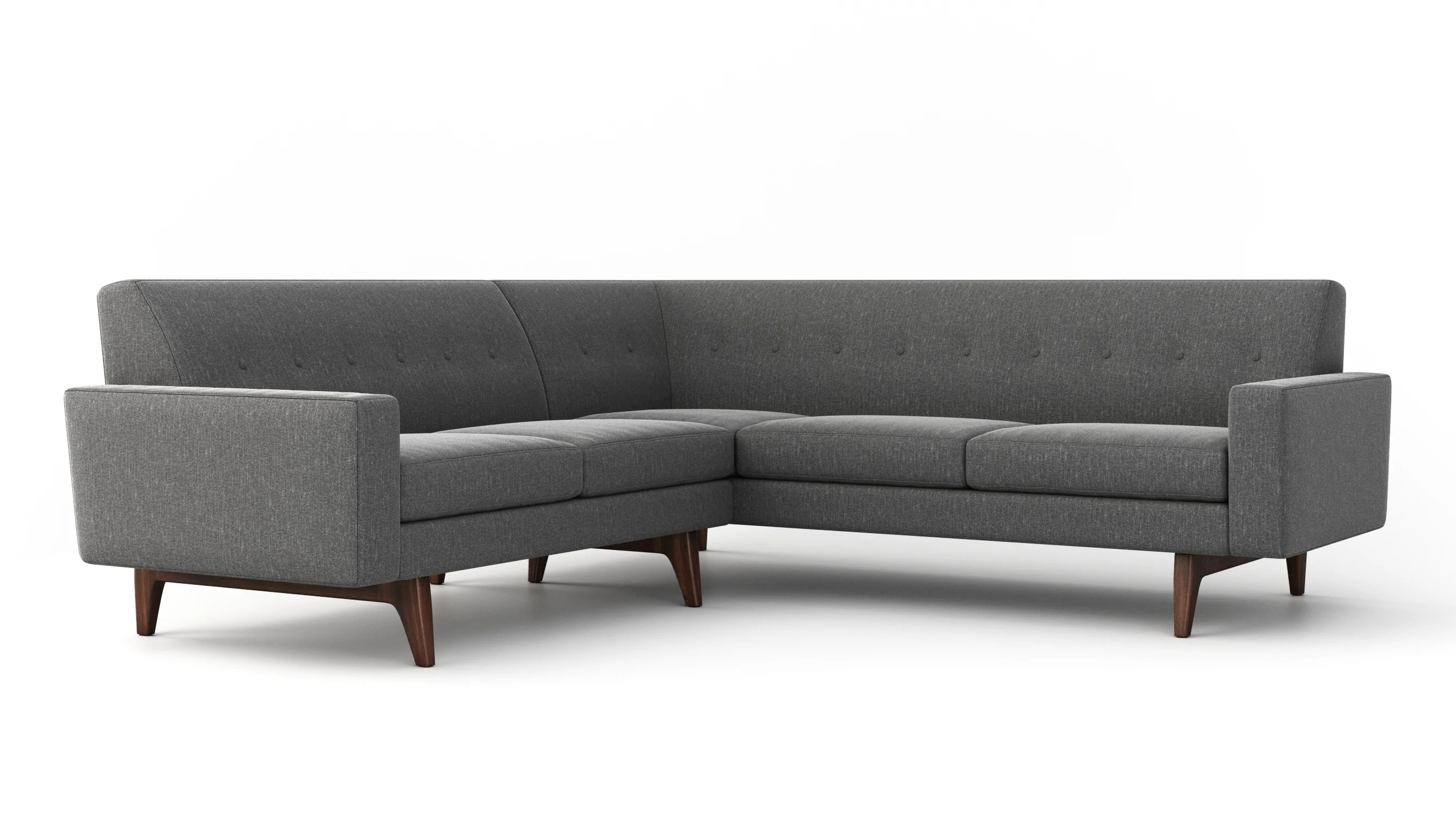 Tyler Sectional Custom Sectional Benchmade Modern