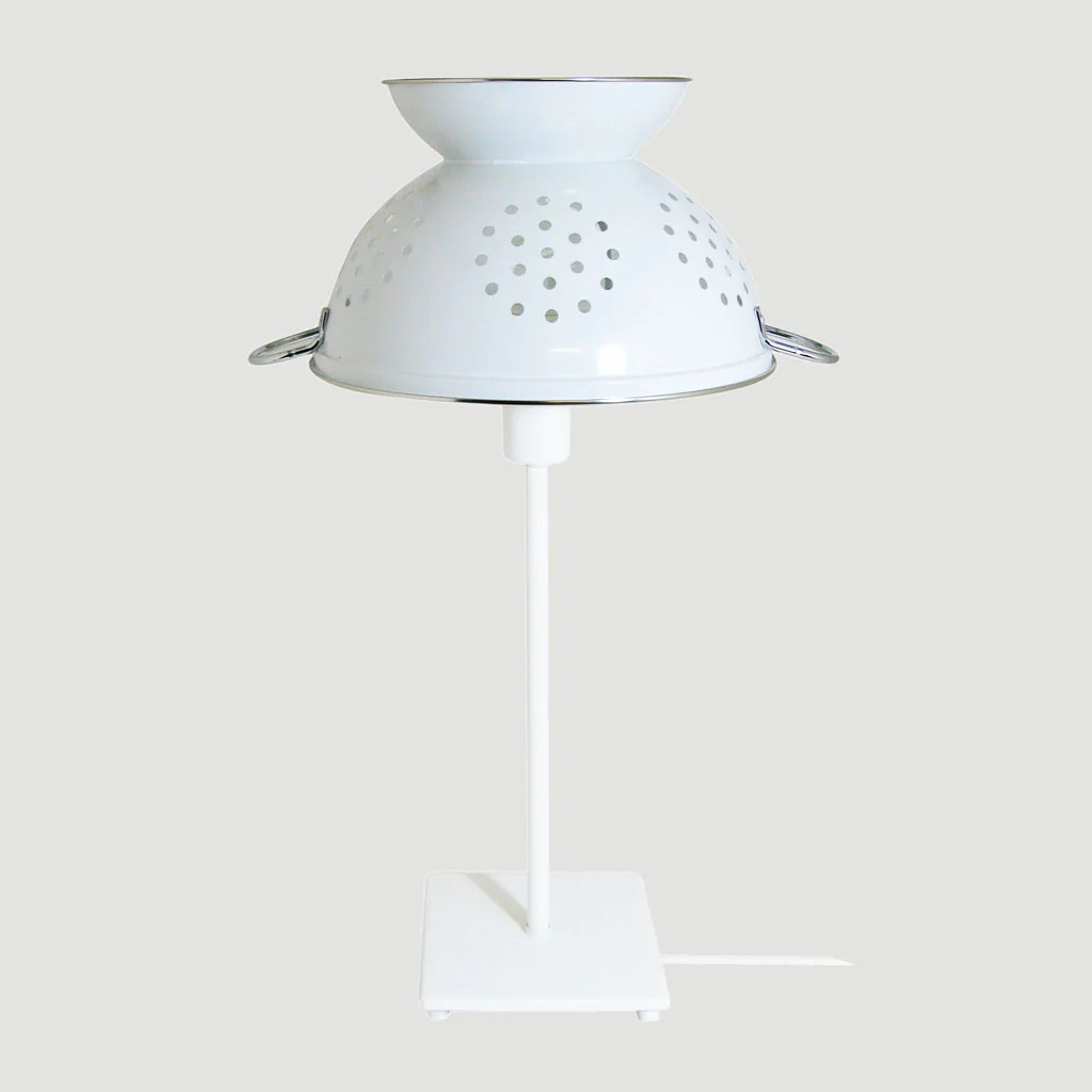 Kitchen table lamp 'Light Rinse'  IT'S A LIGHT Funky