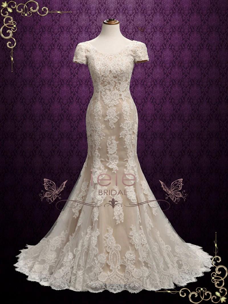 Fullsize Of Modest Wedding Dresses