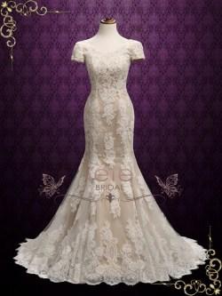 Small Of Modest Wedding Dresses
