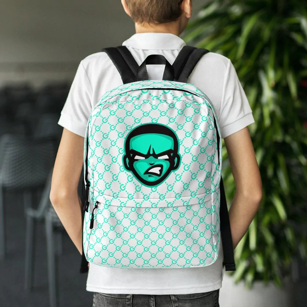 Backpacks Game Face Etc