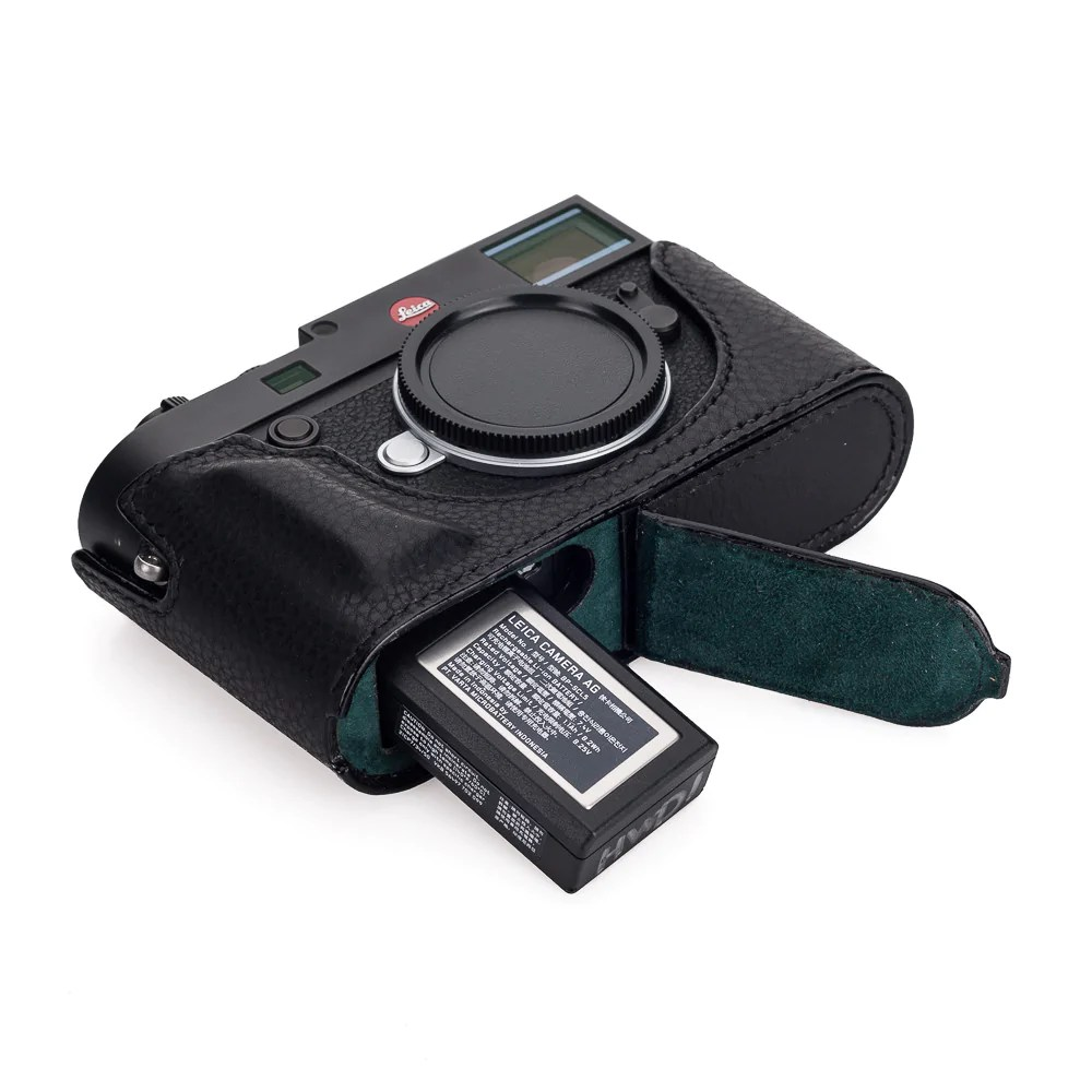 Arte Di Mano Half Case Arte Di Mano Half Case For Leica M10 With Battery Access Door