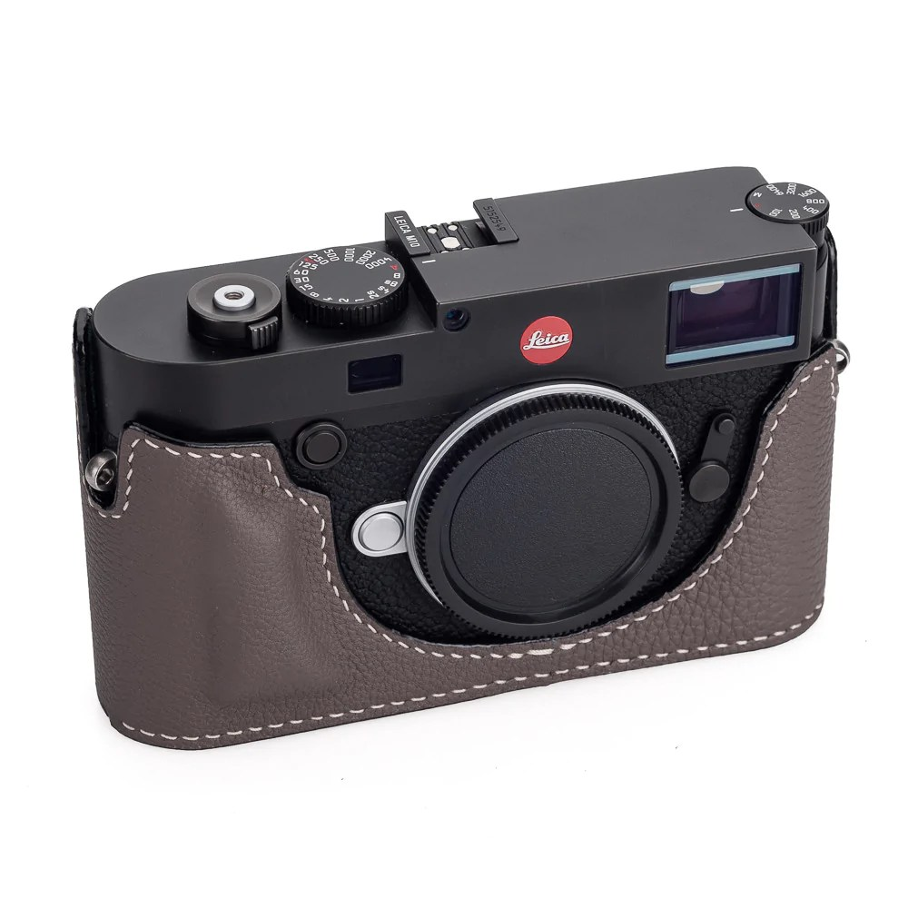Arte Di Mano Leica M10 Case Arte Di Mano Half Case For Leica M10 With Battery Access Door