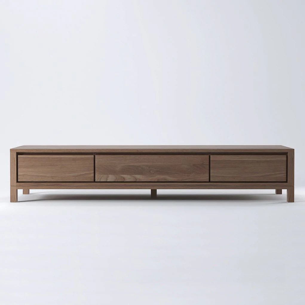 Sideboard 180 Cm Karpenter Solid Entertainment Unit Furniture Stores Melbourne