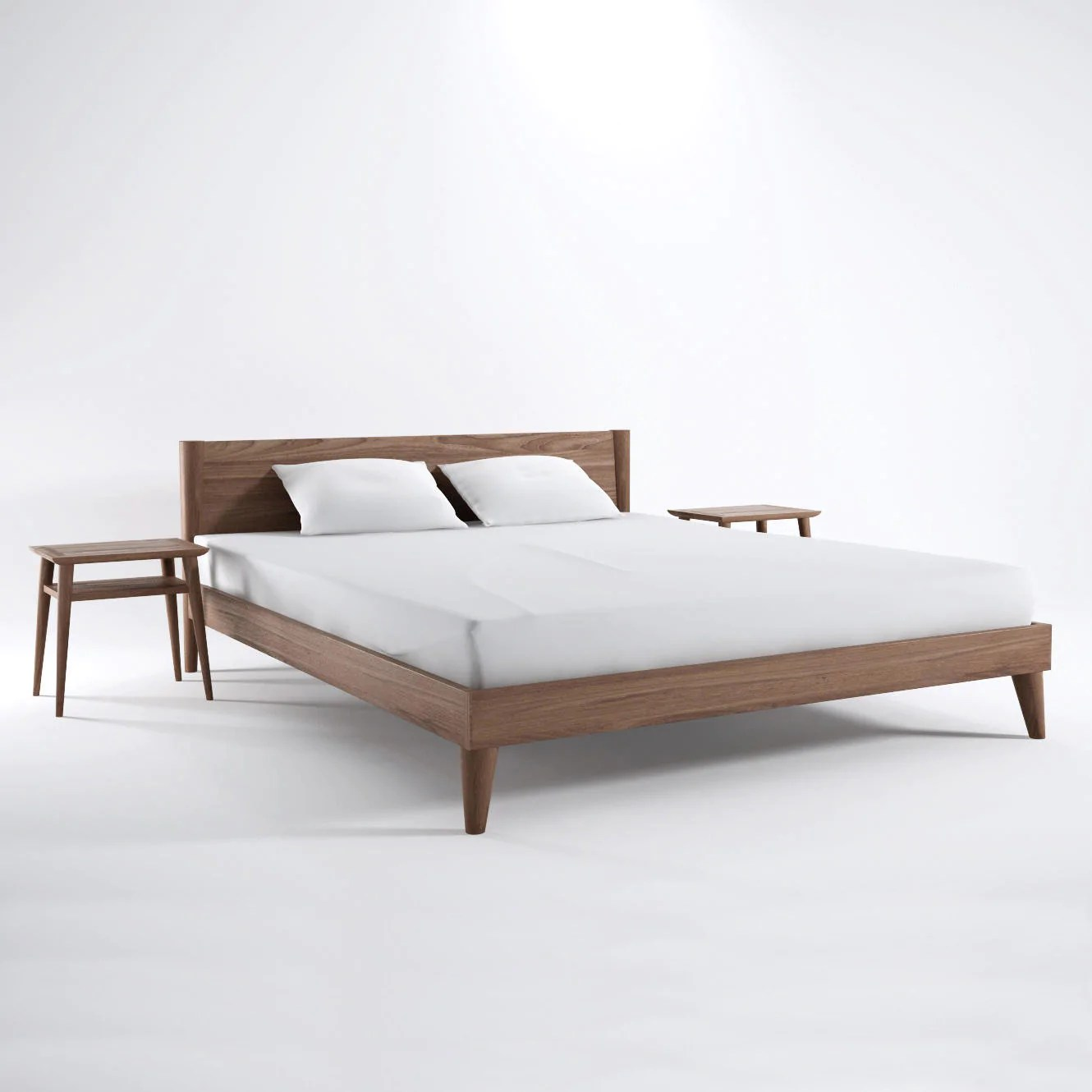 Bed Furniture Stores Melbourne Karpenter Vintage King Bed Commercial Furniture Stores