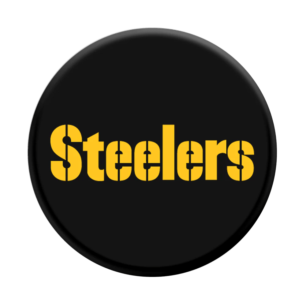 Pittsburgh Steelers Wallpaper Hd Nfl Pittsburgh Steelers Logo Popsockets Grip