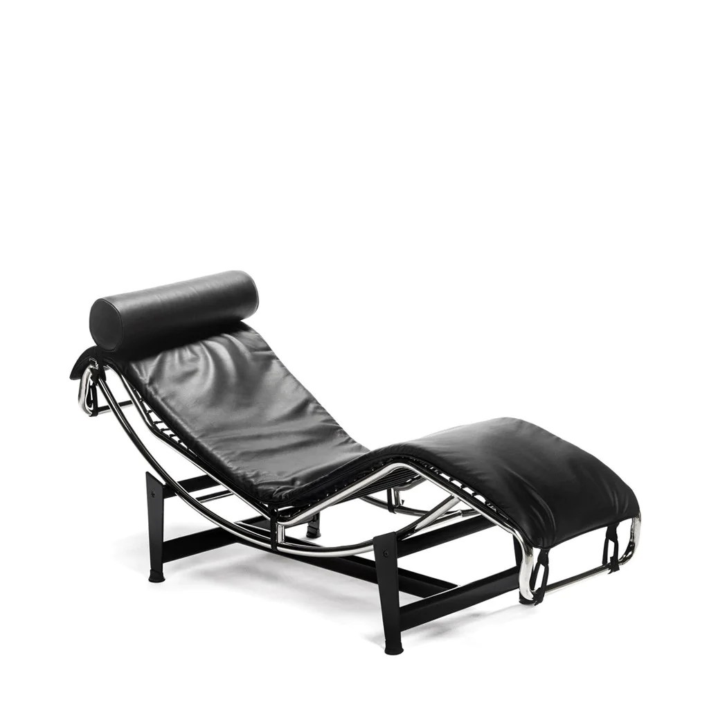 La Chaise Lounge Chair Chaise Longue Lc4 Le Corbusier
