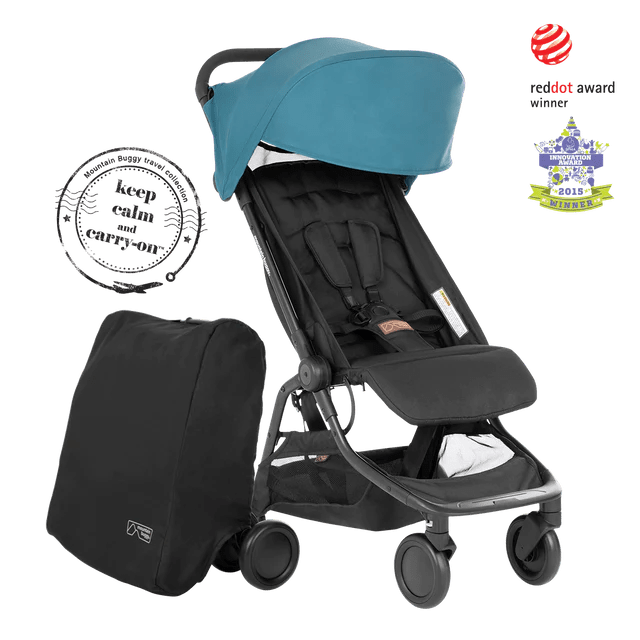 Mountain Buggy Duet 2.5 Mountain Buggy® Life Without Limit Mountain Buggy