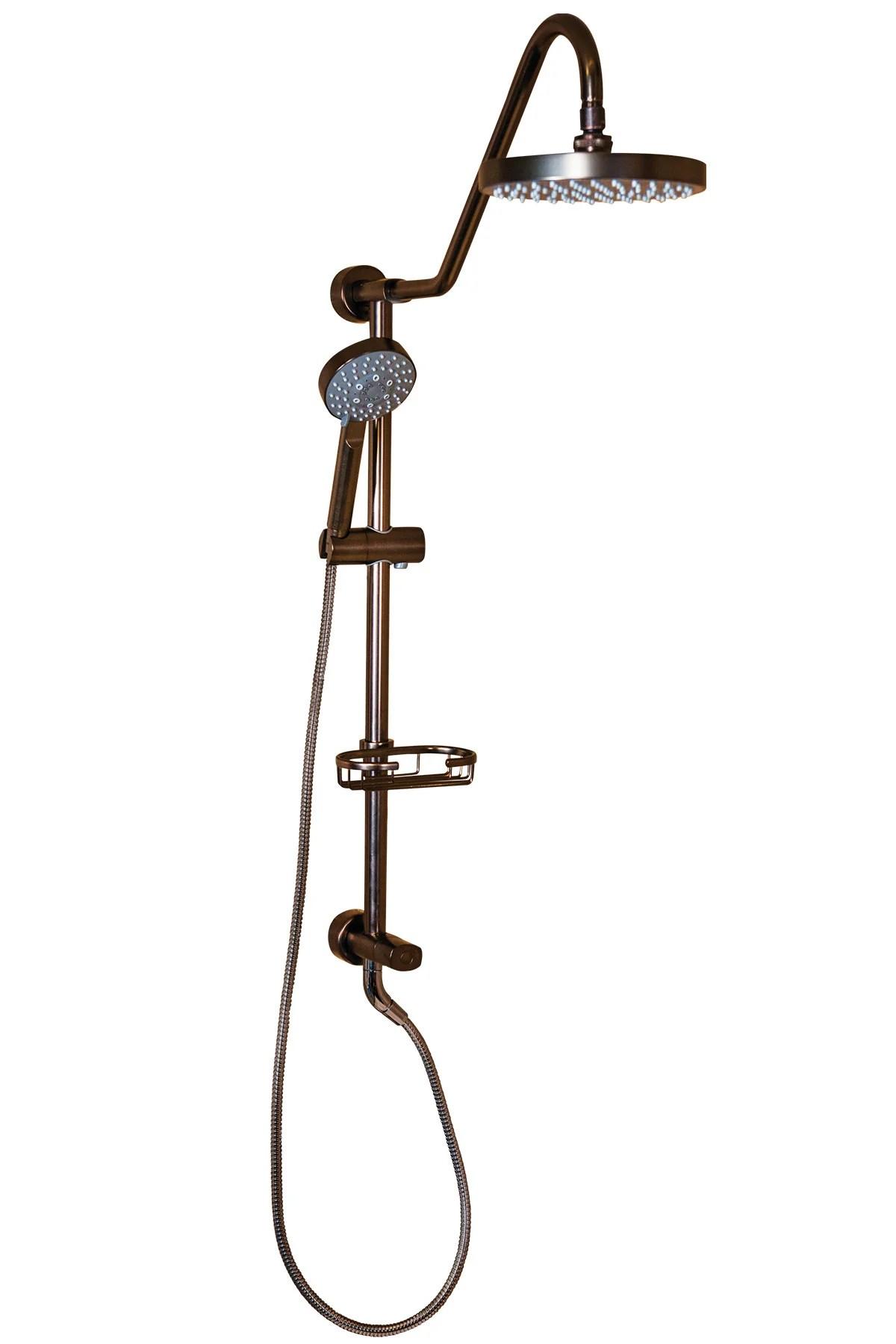 Fullsize Of Oil Rubbed Bronze Shower Head