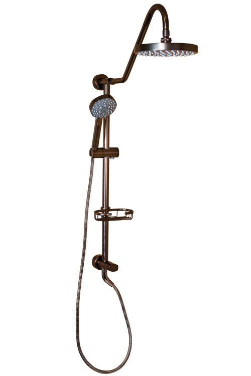 Medium Of Oil Rubbed Bronze Shower Head
