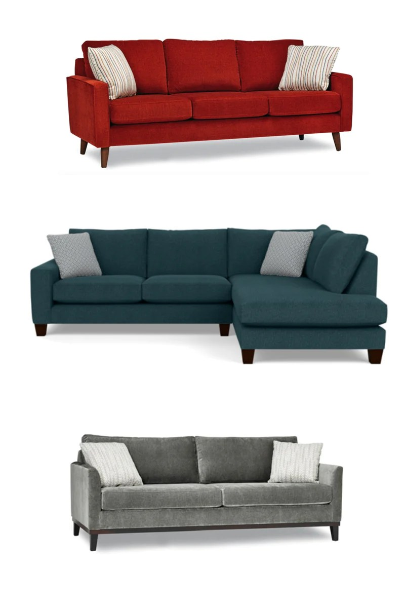 Stylus Sofas And Sectionals Danger Bainbridge