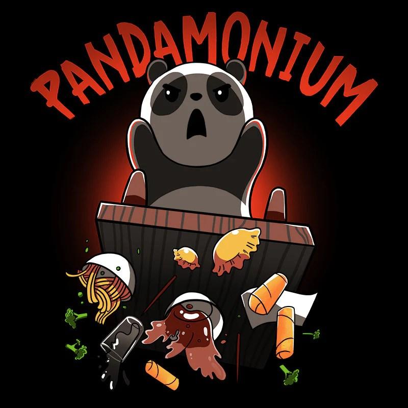 Cute Sloth Wallpaper Pandamonium Funny Cute Amp Nerdy Shirts Teeturtle