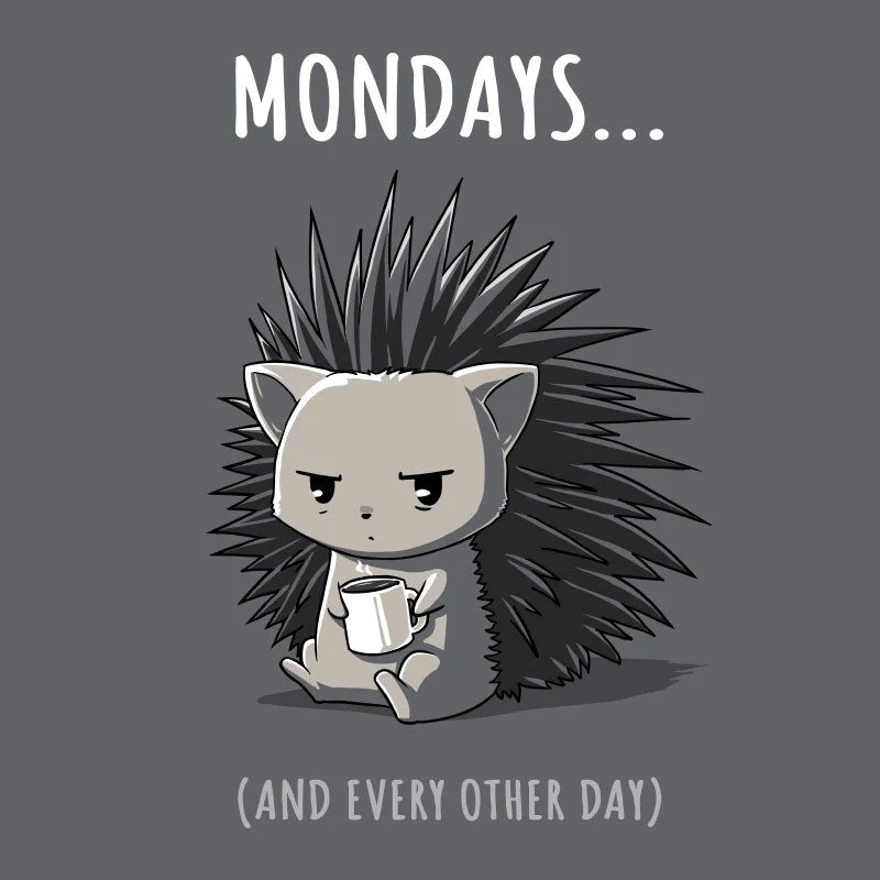 Wallpapers Clean Cute Desktop Mondays Funny Cute Amp Nerdy Shirts Teeturtle