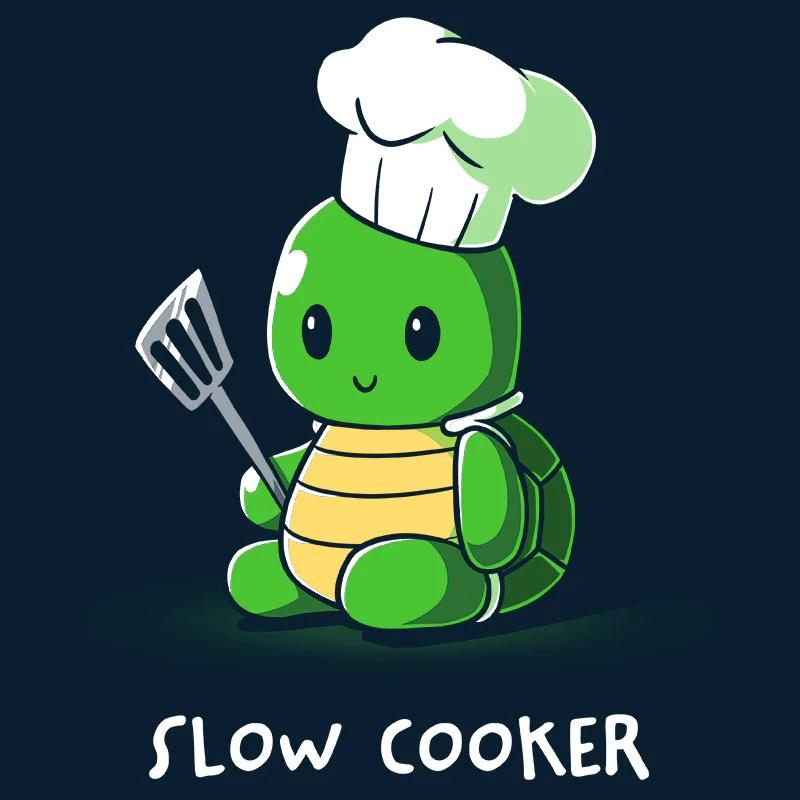 Cute Ninja Turtle Wallpaper Slow Cooker Funny Cute Amp Nerdy Shirts Teeturtle