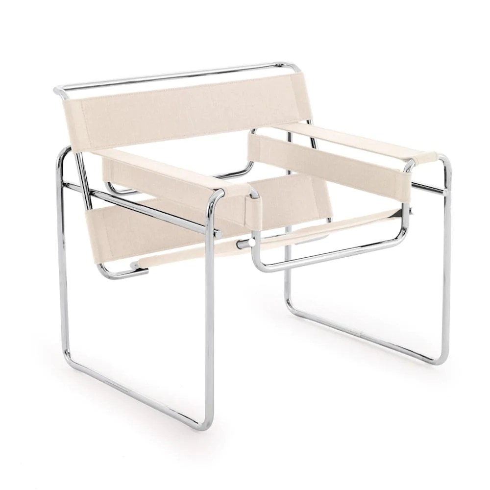 Marcel Breuer Knoll Wassily Chair By Marcel Breuer | Palette & Parlor | Modern Design