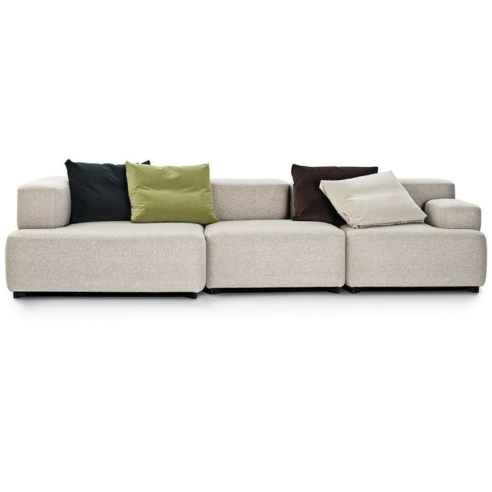 Piero Lissoni Modular Sofa Piero Lissoni Alphabet Sofa