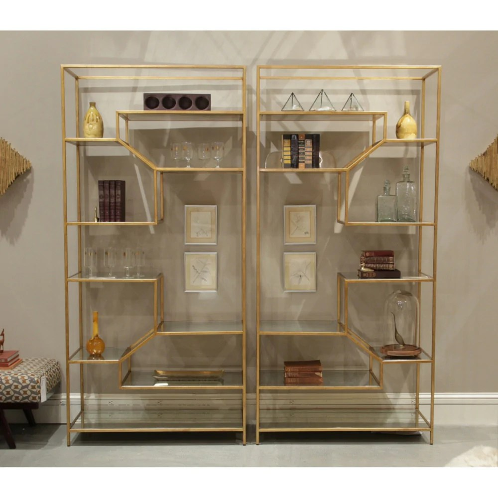 Ainsley Etagere Palette Parlor Modern Design