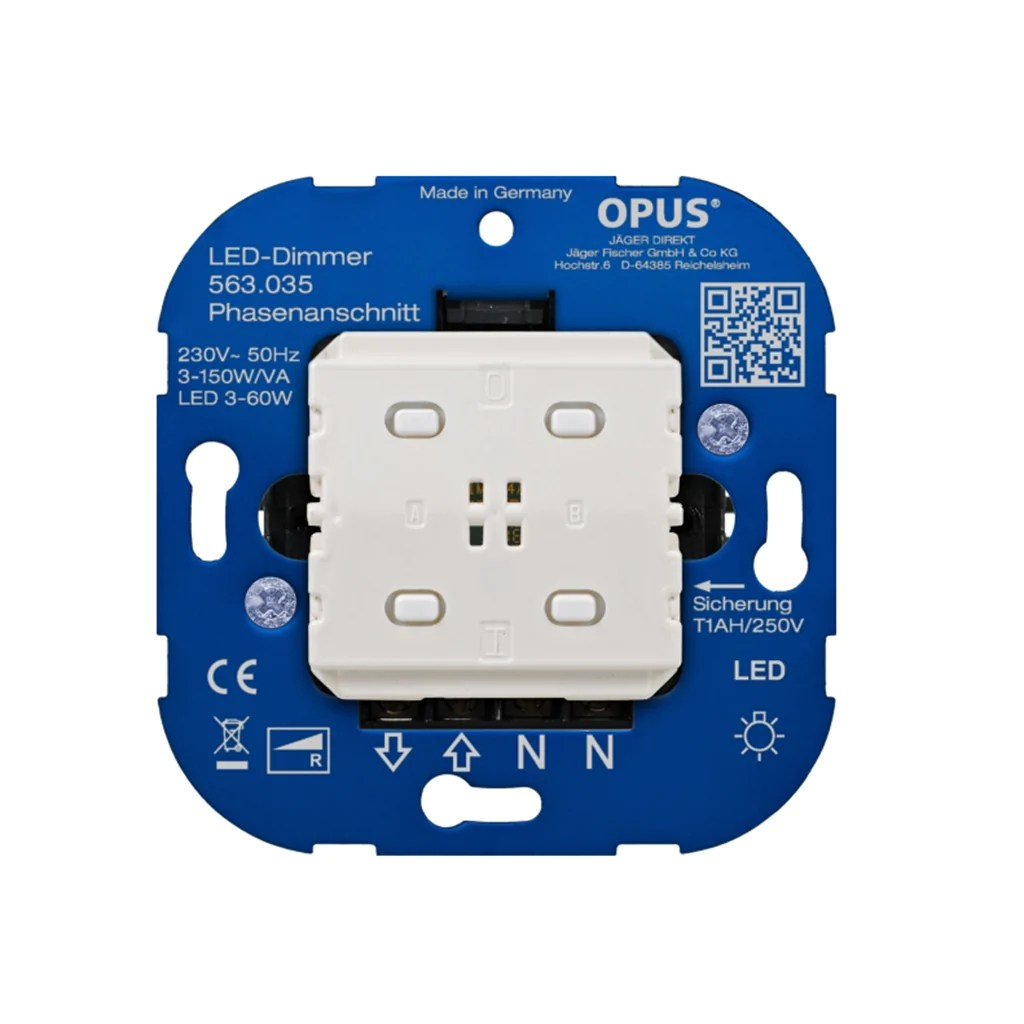 Opus Bridge Dimmer Für Led Lampen Smart Home System Bbm Organization