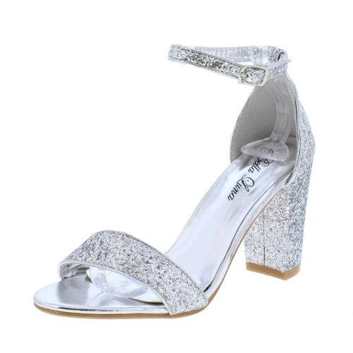 Medium Crop Of Silver Dress Shoes