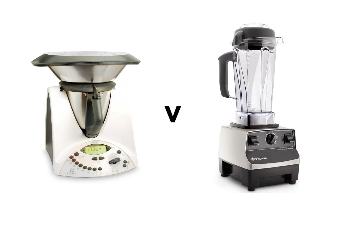 Cooking Chef Ou Thermomix Tm5 Thermomix Versus Vitamix A Personal Opinion Only The