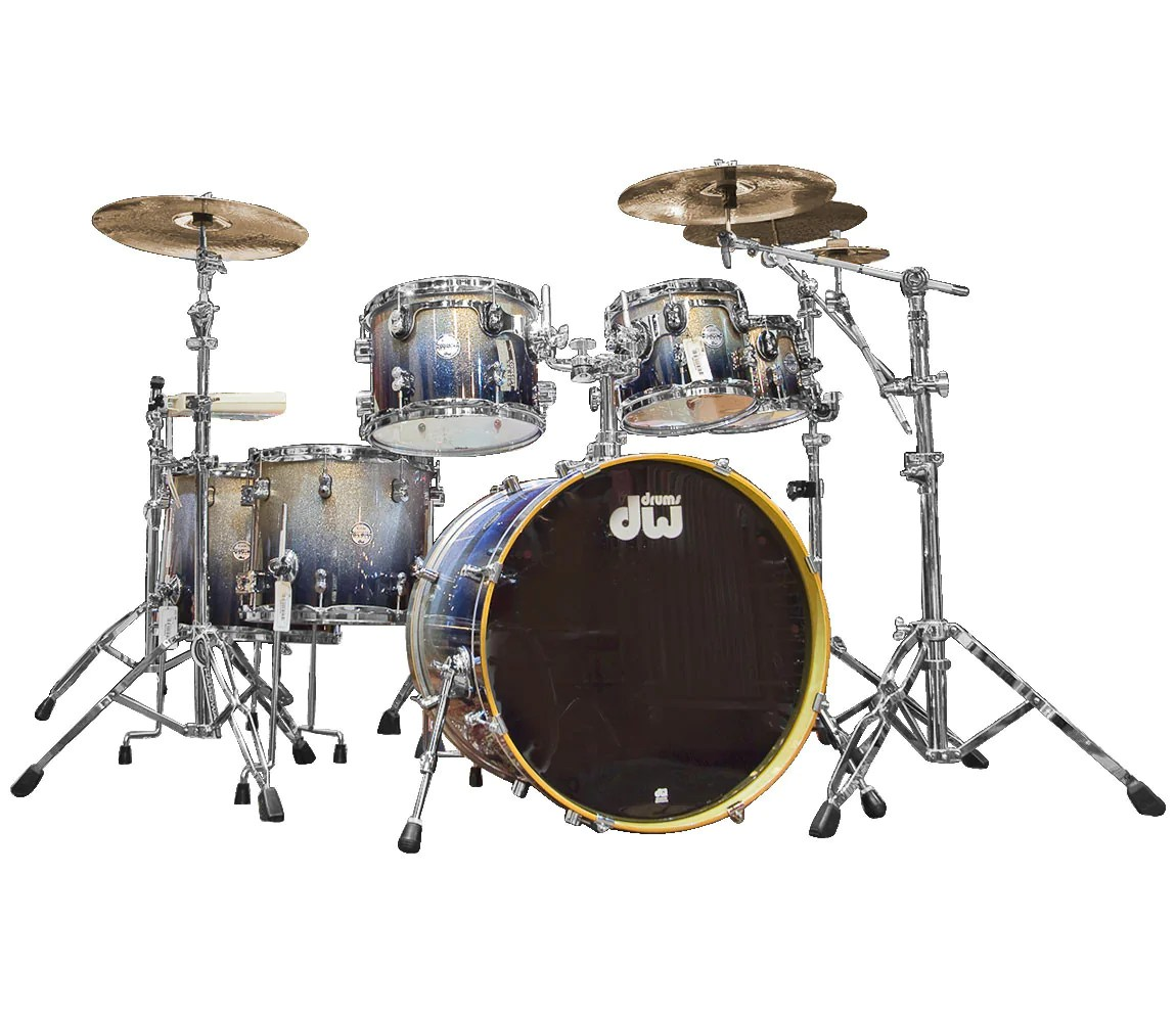 Dw Shop Dw Pdp Concept Maple 7 Piece Shell Pack Drum Shop