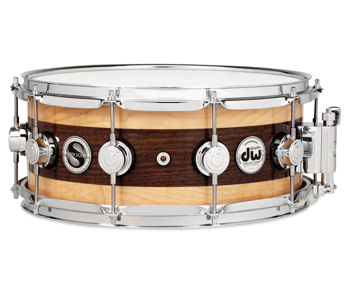 Dw Shop Dw Super Solid Edge Collector S Series Snare Drum Drum Shop