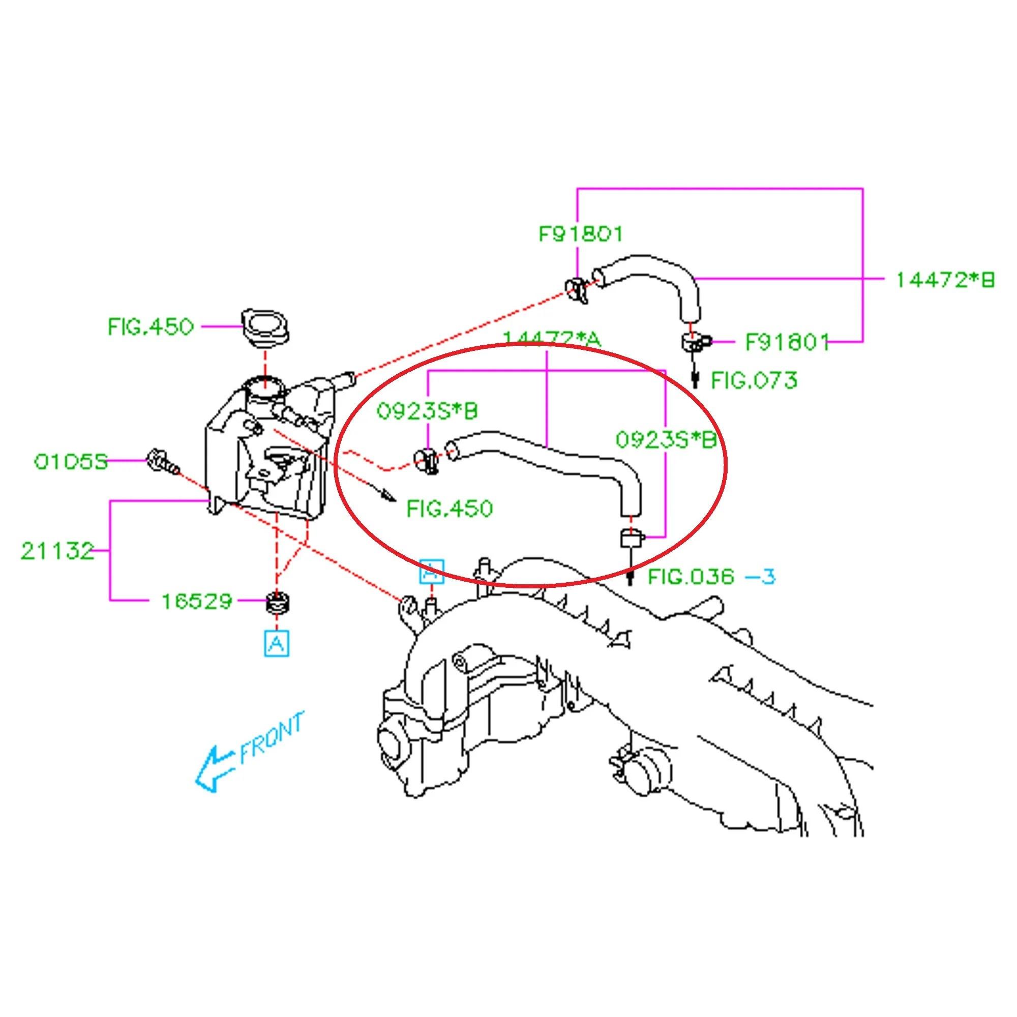 2002 wrx engine diagram