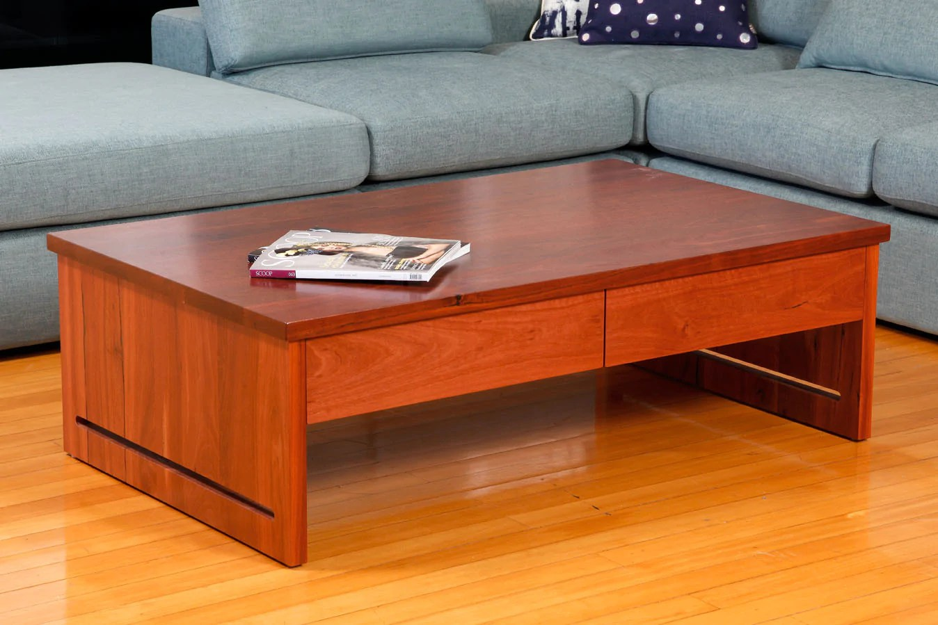 Solid Timber Coffee Table Dwellingup Solid Jarrah Or Marri Coffee Table Bespoke Furniture