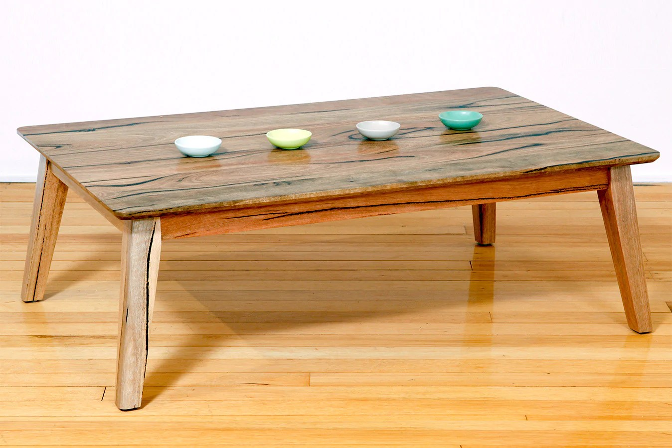 Solid Timber Coffee Table Oslo Natural Marri Solid Timber Coffee Table Bespoke Furniture