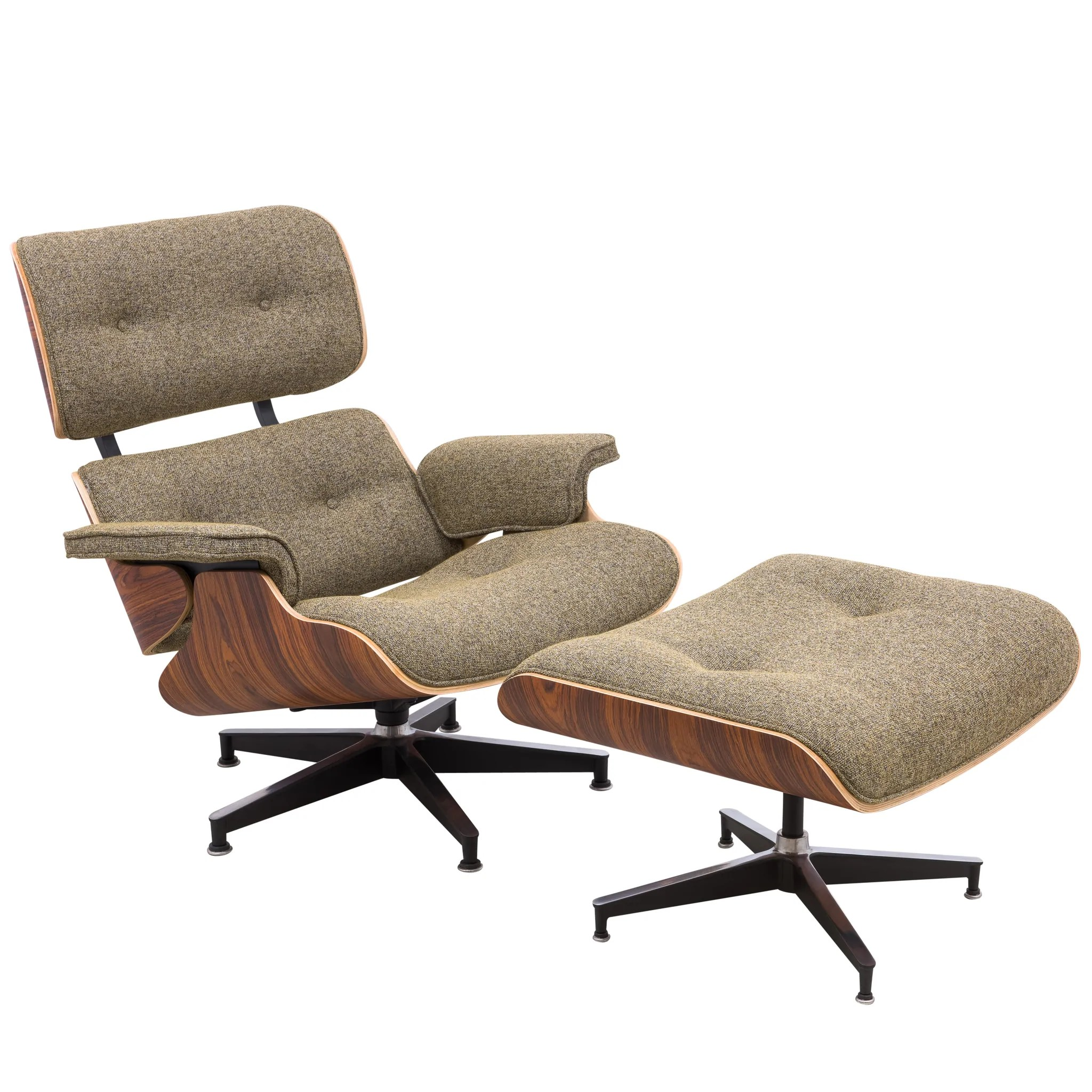 Eames Ottoman Eames Lounge Chair Ottoman Premium Reproduction